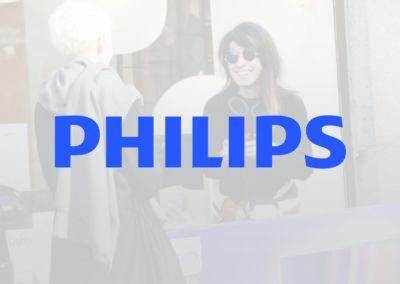 PHILIPS FLASHMOB